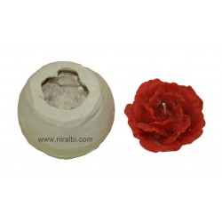 Floating Designer Flower Candle Mould