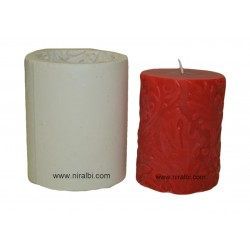 Small Size Pillar Candle Mould