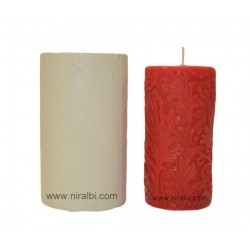 Large Size Pillar Candle Mould