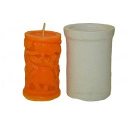 Silicone Wild Animal Niral Candle Mould