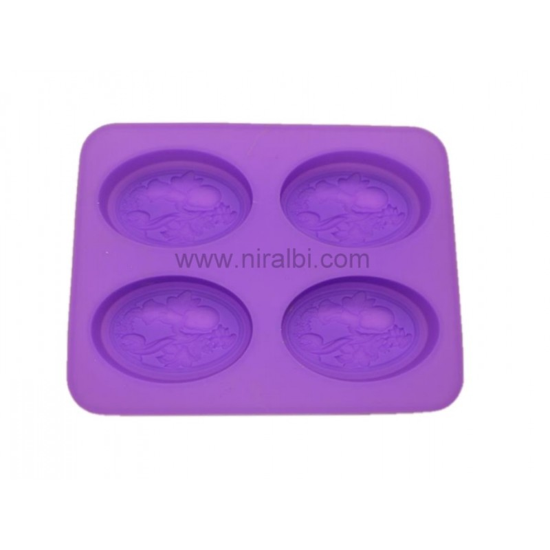 Soap Making Rubber Mould