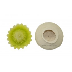 Silicone Flower Candle Making Mold
