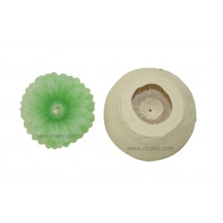 Rubber Flower Niral Candle Making Mold