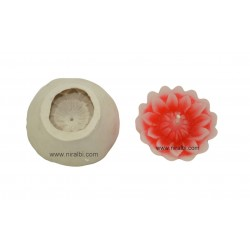 Niral Industries Flower Candle Mold