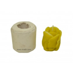 Niral Industries Rose Bud Candle Mould