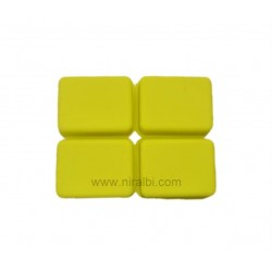 Niral Plain Rectangle Bath Soap Making Mould