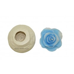 Rose Flower Silicone Candle Mold, SL245