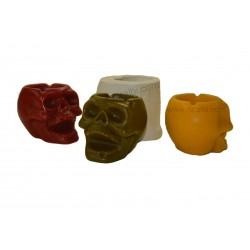 Skull Silicone Candle Mould