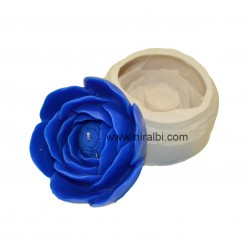Rosemarry Silicone Rubber Candle Mold