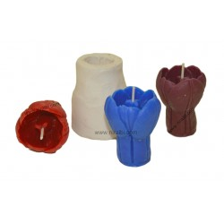 Flower Silicone Candle Mould