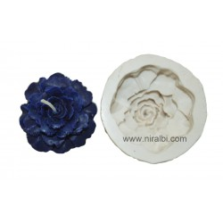 Mini Rose Silicone Candle Mold