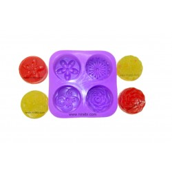 Heavy Designer Niral Soap Making Mold SP32203