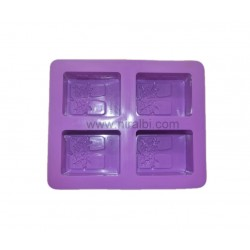 Tree Silicone Soap making mould