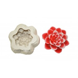 Niral Industries, Flower Rubber Candle Mould