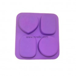 Different Shapes With Angel Soap Mould
