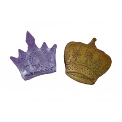 King's Crown Rubber Soap Mould