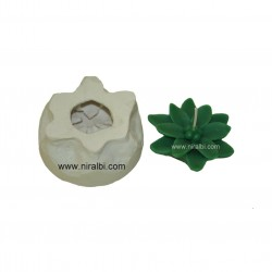 Designer Flower Candle Mould