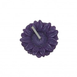 Handmade Flower Silicone Rubber  Candle Mould