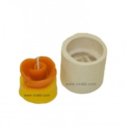 T-light Rose Candle Mould,