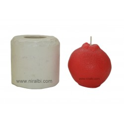 Fruity Shape Silicone Candle Mold