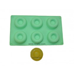 Silicone Soaps Mould