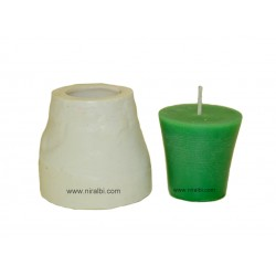 Small votive candle mould - SL512 Niral Indutires
