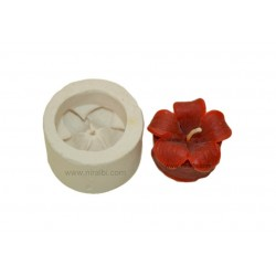 T Light Lily Flower Candle Mould