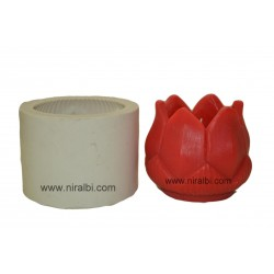 Big Lotus Hurricane Candle Mould, Order Online Niral Industries