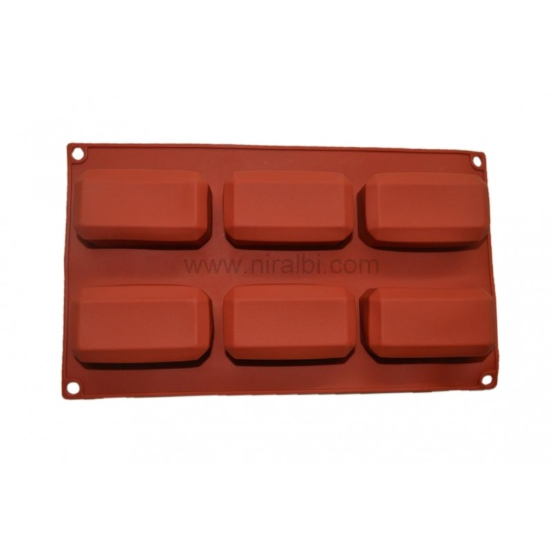 Diamond Cut Shape Soap Mould