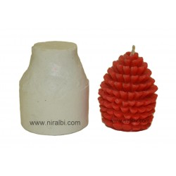 Big Pine Silicone Candle Mould - SL582 Niral Industries