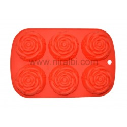 Small Rose Soap Making Mold
