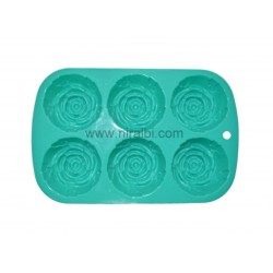 Small Rose Niral Soap, Chocolate And Cakes Making Mould