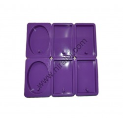Oval, Rectangle Hanging Soap Mould