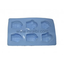 Cake Soap Making Rubber Mold