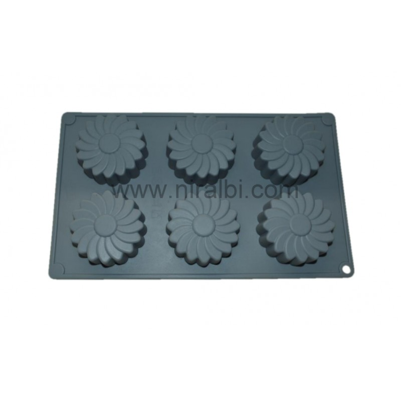 Swril  Soap Making Rubber Mould