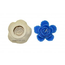 Floating Flower Silicone Candle Mould - SL586 Niral Industries