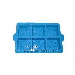 Big Lego Soap Rubber Mould