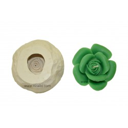 Floating Flower Silicone Candle Mould- SL591 Niral Industries