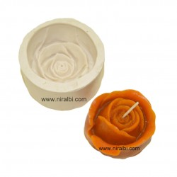 Rose Bu Floating Silicone Candle Mould - SL593 Niral Industries