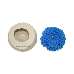 Marigold Floating Candle Silicone Mould - SL594 Niral Industries