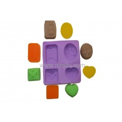 Buy Online Silicone Soap Mould
