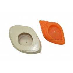 SL230, Cronch Shape Silicon Candle Mould