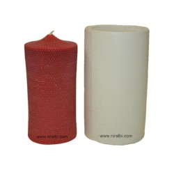 Niral Designer  Silicone Pillar Candle Mould SL435