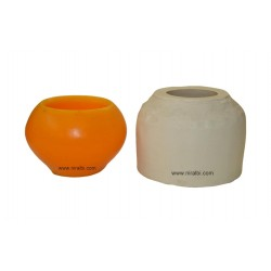Niral Industries, Cylinder Shape Candle Making Mold SL297