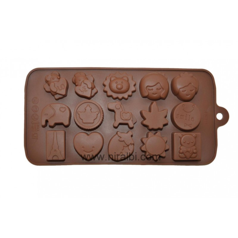 Animals Chocolate Mould