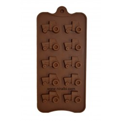 Jeep Chocolate Making Mould