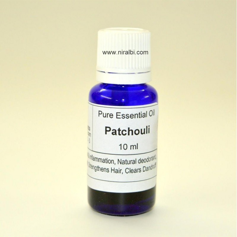 Patcholi FragranceOil for Soap, Shampoo, Creams Daily use