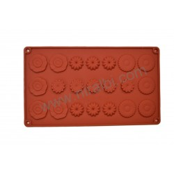 mix design - garnish chocolate mould