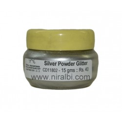Silver Powder Glitter. Buy Online Huge Range and Collection