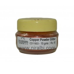 Copper Powder Glitter. Buy Online Huge Range and Collection